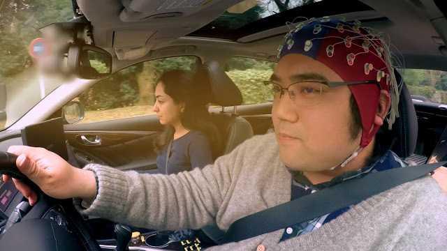 Nissan, sürücünün aklını okuyabilen bir araba geliştirdiğini iddia ediyor.