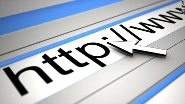 İngilizce, İnternet Adresi Ne Demek?